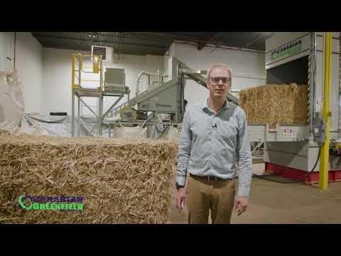 HempTrain™ Advanced Hemp Processing Plant Facility Tour | Operation Demo- LICENSING SEE WEBSITE