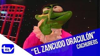 El Zancudo Draculón | Cachureos