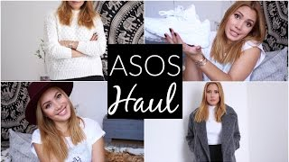 asos herbst winter haul try on   funnypilgrim