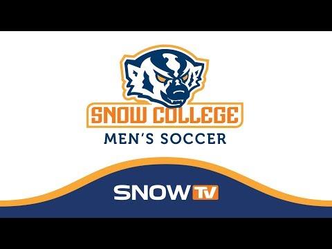 Snow College Men's Soccer: Snow Vs. USU-E 9-29-2017
