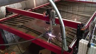 5 x 10 Plasma CNC table Plasma cutter for sale