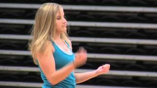 Marist College Dance Ensemble - Spring 2013 Pump-Up