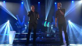The Voice of Germany: Rüdiger Skoczowsky ft. Giovanni Costello - What a wonderful World