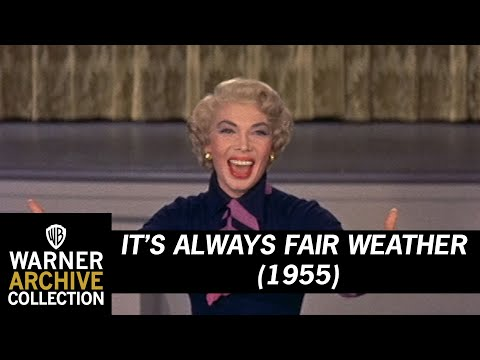 It's Always Fair Weather (1955) – Music Is Better Than Words (Dolores Grey)