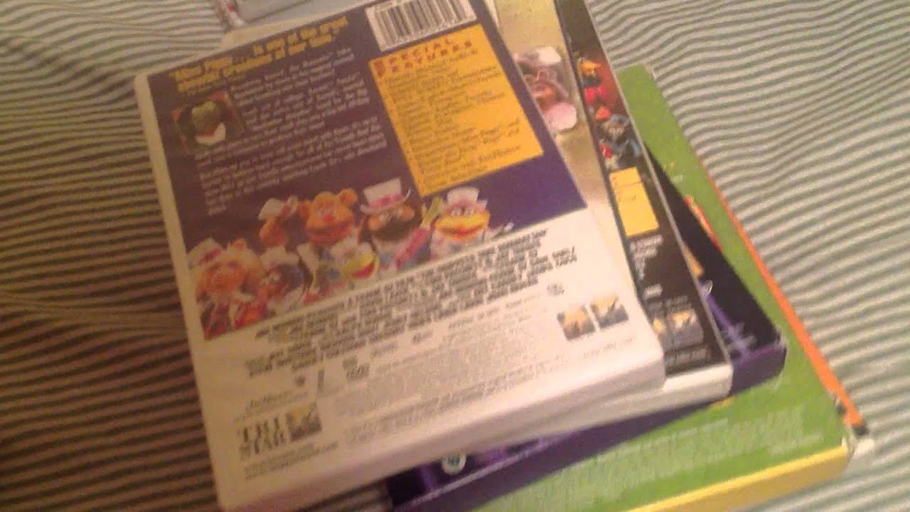 muppets movie collection dvds amp blurays youtube