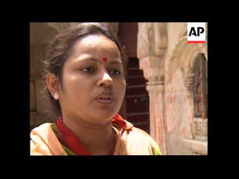 INDIA: RAJASTHAN: KARNI MATA TEMPLE HOME TO COUNTLESS RATS