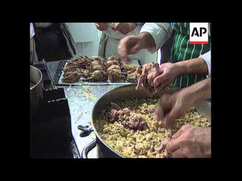 Israel/Italy - Cooking For Peace