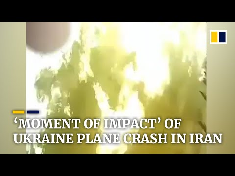Ukraine crash in