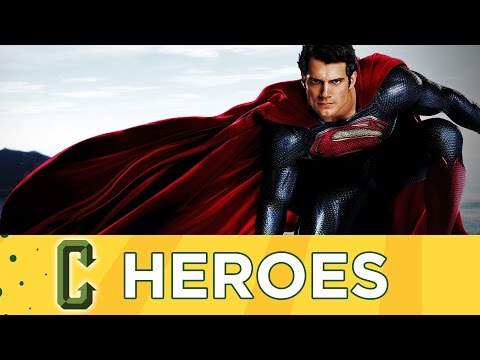 "Collider Heroes - Will There Be A Man of Steel 2? Animated ""Killing Joke"" Preview"