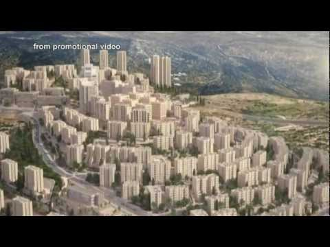 Rawabi, Palestine's Newest City, to Open This Summer