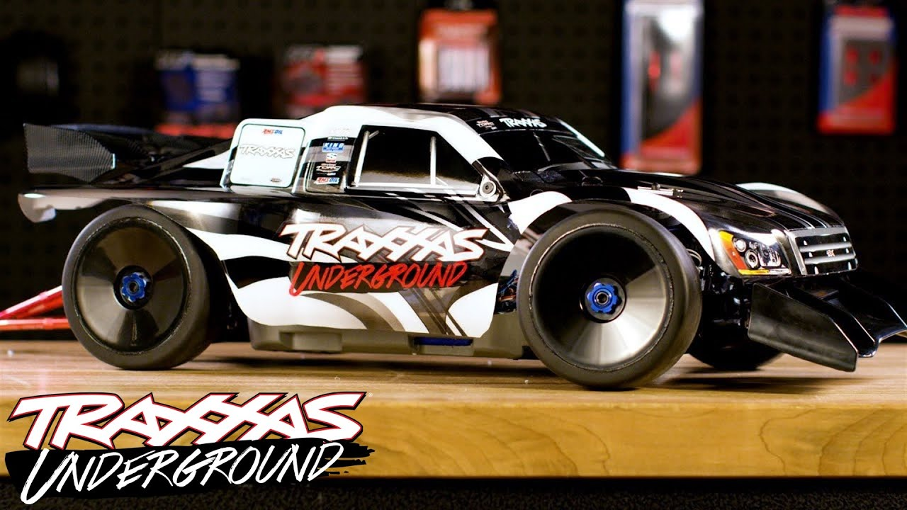 100 Mph Slash 4x4 Traxxas Underground Youtube