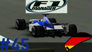 F1 Manager: Minardi Manager Career - Part 45 - Germany
