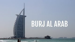 Burj Al Arab, Dubai Under sea road, Atlantis, Palm Jumeirah - Dubai Diaries - Day 5