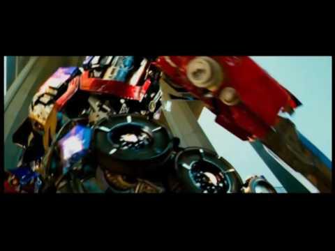 Transformers Tribute: Finger Eleven Paralyzer