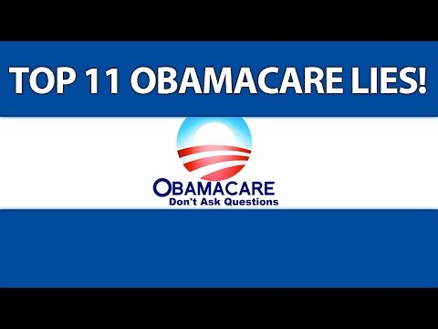 Could These 11 Obamacare LIES Destroy Healthcare In America?