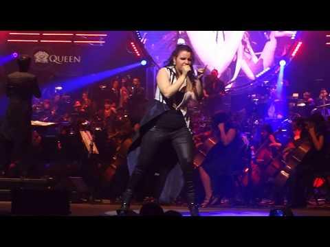 Bohemian Rapsody en el Queen Sinfónico en el Teatro Teresa Carreño de Caracas