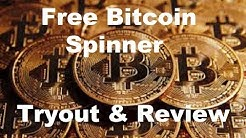 Free Bitcoin Spinner - Tryout and Review - Free Bitcoin Spinner App