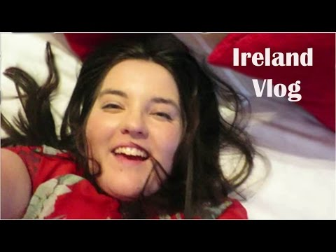 NUI Galway Open Day ~ Ireland Vlog | Tea Time With Ciara