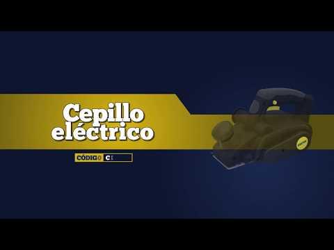 Cepillo Electrico 3-1/4″ 800W Surtek URREA México