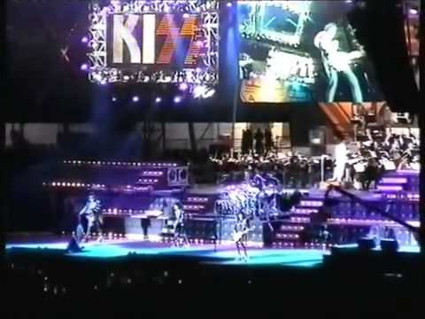 KISS Live In Melbourne 2282003 KISS Symphony Concert World Domination Tour