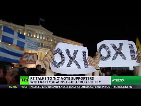 Grecia: referendum 5 iulie