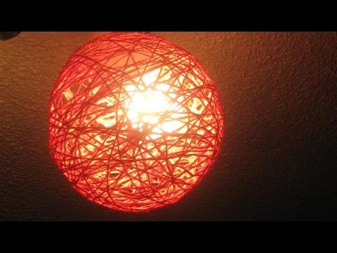 Comment fabriquer un joli lampion doovi - Lampion de noel a fabriquer ...