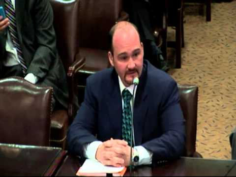 PA House State Government Committee Hearing