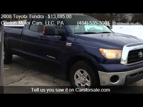 2008 Toyota Tundra Base Double Cab 5.7L Long Bed  for sale i