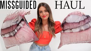 MISSGUIDED TRY ON HAUL - NEW IN SUMMER 2020 AD
