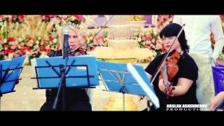 Очень красивая свадьба Арслана и Медины(Свадьба в Дагестане)