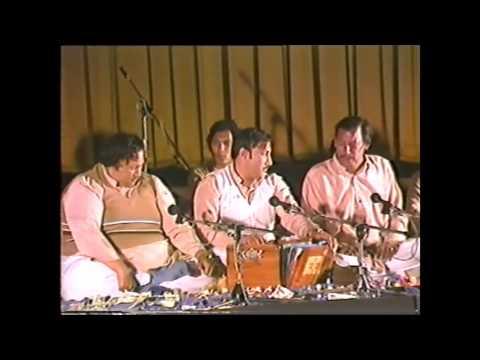 Sanson Ki Mala Pe Simron Mein - Ustad Nusrat Fateh Ali Khan - OSA Official HD Video