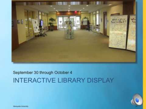 Multifaceted Promotion and Outreach of Banned Books Week Library Programming