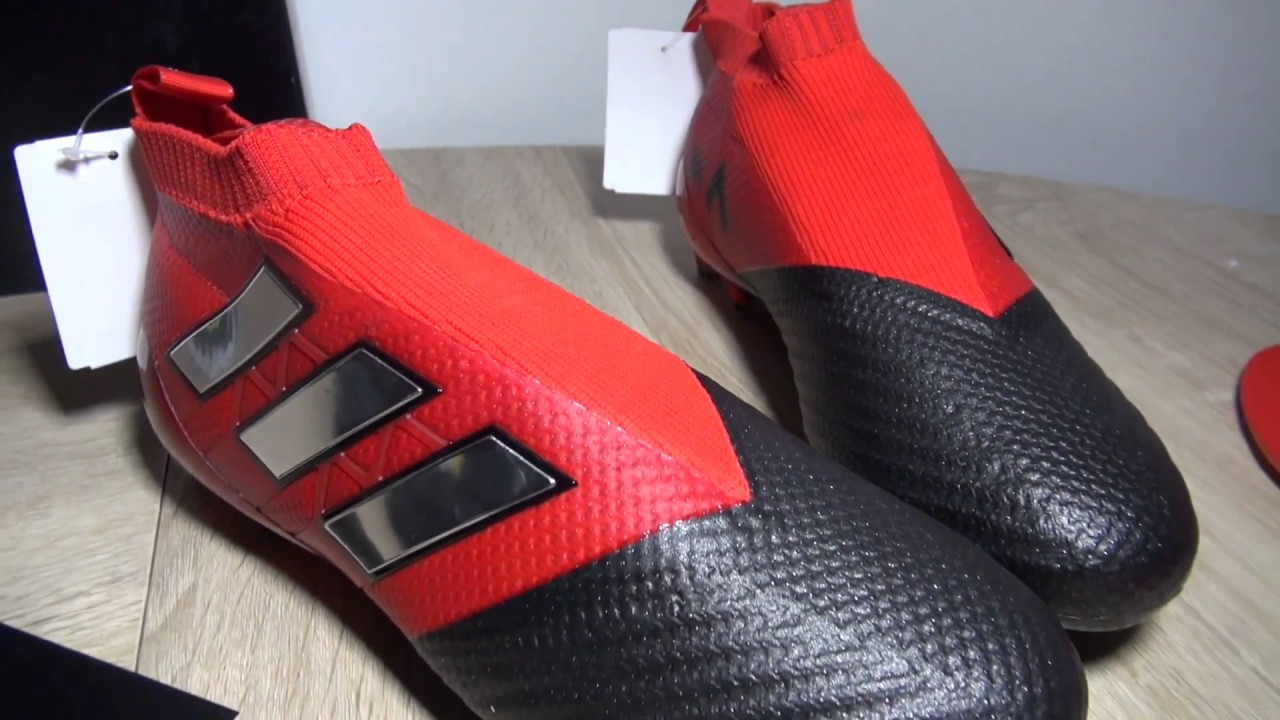 2017 paul pogba football boots: adidas ACE17 + Purecontrol boots