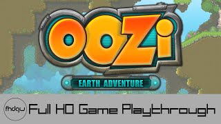Oozi: Earth Adventure - Full Game Playthrough (No Commentary)