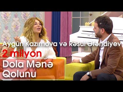 Aygün Kazımova və
