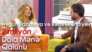 Aygün Kazımova Və Rəsul Əfəndiyev   Dola Mənə Qolunu  Zaurla Günaydın