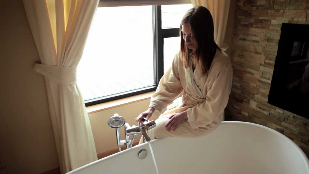 Hydrotherapy Treatments at The Spa at Water\'s Edge in The Dalles ...