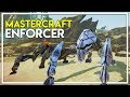 MASTERCRAFT ENFORCER vs DROP POD! (Ark Extinction DLC Gameplay Ep 19)