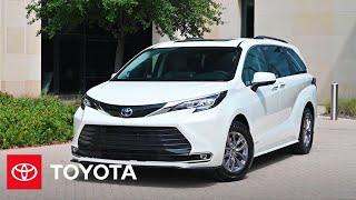 2021 Sienna - Behind the Scenes: Performance | Toyota