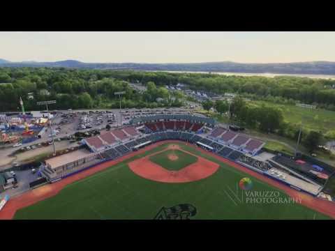 Phantom 4 Flyover At Dutchess Stadium In Fishkill, NY