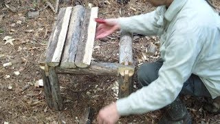 Bushcraft Table, Chair, Stool and Bed Frames