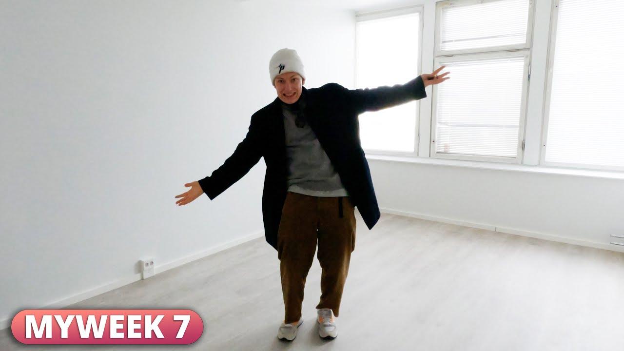 Download Sain studion!   Myweek 7