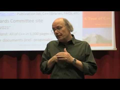 """Lecture:The essence of C++. University of Edinburgh."""