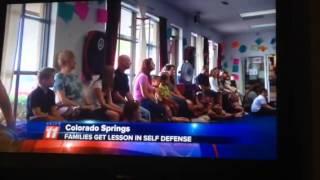 kktv news story about cfmaf training in colorado springs
