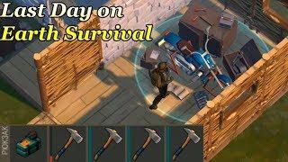 Last Day on Earth Survival - Ласт дей рейд игрока! Печальная концовка Ласт дей!