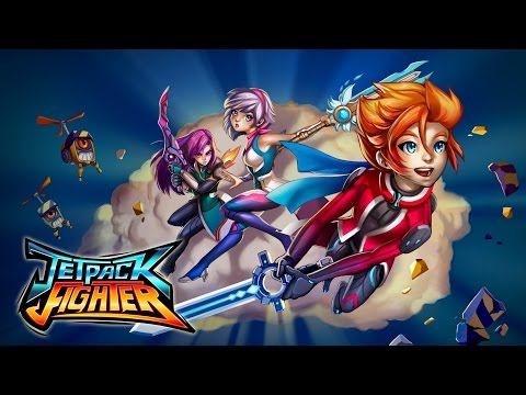 Jetpack Fighter - Now Available on Android