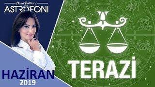 TERAZİ Burcu HAZİRAN 2019 Burç Yorumları, Astrolog DEMET BALTACI