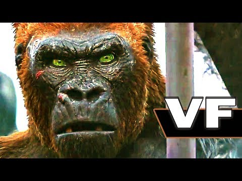 LA PLANETE DES SINGES 3 SUPREMATIE streaming VF Ultime (2017)