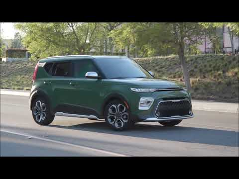 2020 Kia Soul   interior Exterior and Drive
