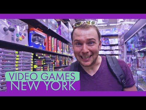 VideoGamesNewYork - The coolest retro gaming store in NYC